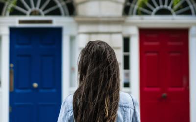 De svære valg – dine værdier viser dig retningen
